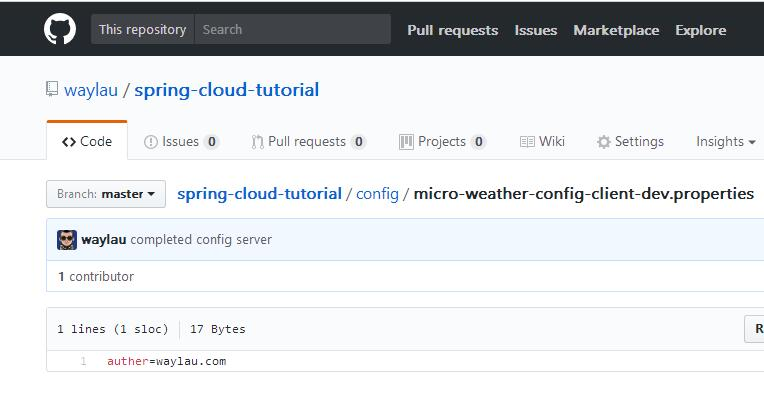 micro-weather-config-client